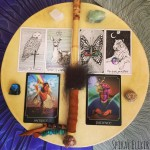 Psychic Oracle and Wild Unknown Decks
