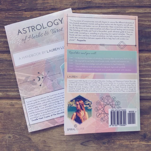 astrology of herbs and tarot correspondences for healing