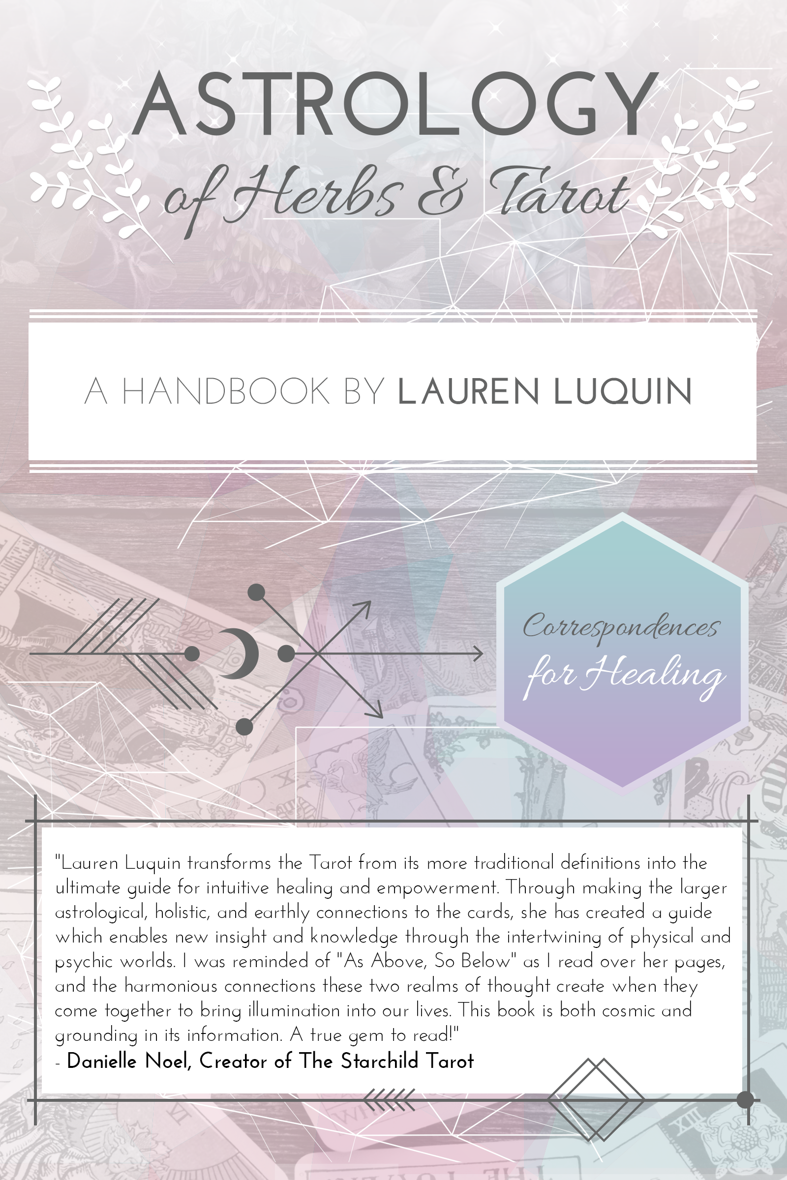 Astrology of herbs and tarot correspondences for healing 1 book fandeluxe Epub