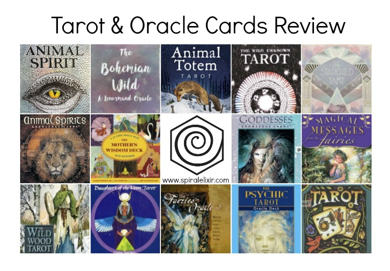 Best Tarot Oracle Review for Divination and Spiritual Healing