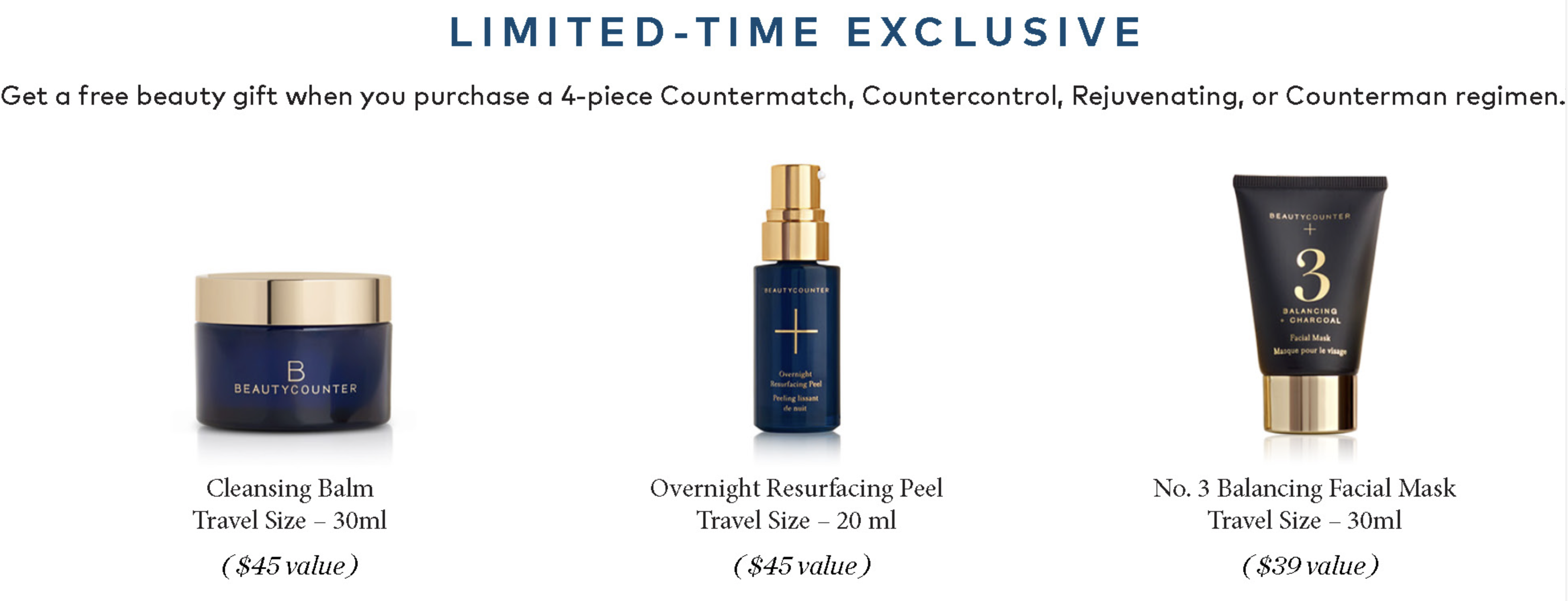 Regain Freedom and Control of Your Skin with Beautycounter Spiral Elixir
